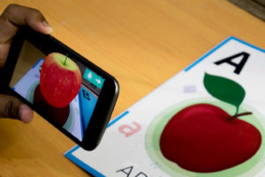 What is AR, startAR-smart-book-abcd-a-for-apple-preivew